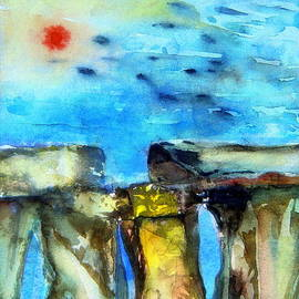Mindy Newman - Stonehenge