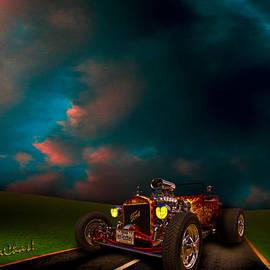 Chas Sinklier - 23 Model-T Ford Roadster Hot Rod
