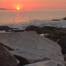 Stephen  Vecchiotti - Acadia Sunrise