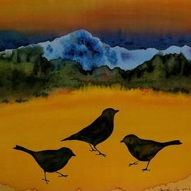 Carolyn Doe - 3 Blackbirds