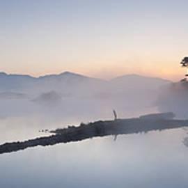 Ben Pipe Photography - Derryclare Lough At Dawn, Connemara, Ireland