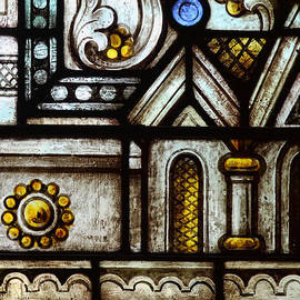 Rudy Umans - stained Glass Window
