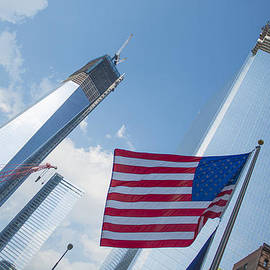 Theodore Jones - Ground Zero Freedom Tower
