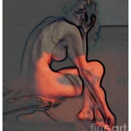 Peter Szabo - Nude - 2012