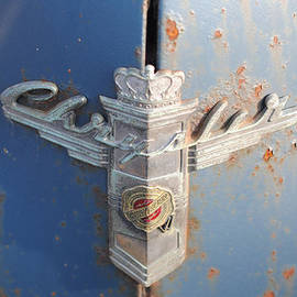 Gordon H Rohrbaugh Jr - 48 Chrysler Hood Emblem