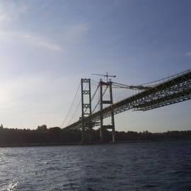 Alan Espasandin - The New Tacoma Narrows Bridge
