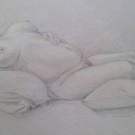 David Alfonsetti - Life Drawing