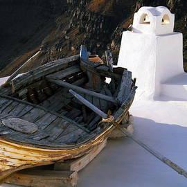 Colette V Hera  Guggenheim  - Santorini Greece