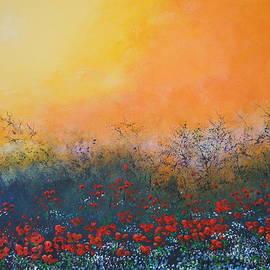 Dan  Whittemore - A Field in Bloom