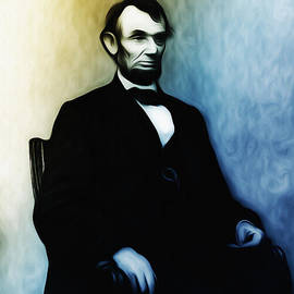Bill Cannon - Abe Lincoln Seated