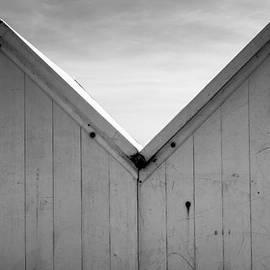 Mauro Marzo - Abstract - beach huts