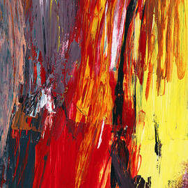 Mike Savad - Abstract - Acrylic - Rising power