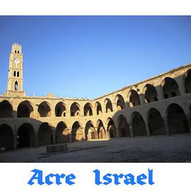 Acre Clock Tower   Israel