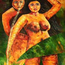 Johnson Moya - Adam And Eve