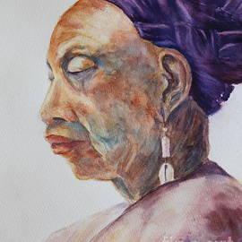 Daryl R Nicholson - African Violet