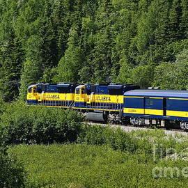 John Greim - Alaskan Train