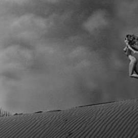 Broken  Soldier - Alone on an August Dune