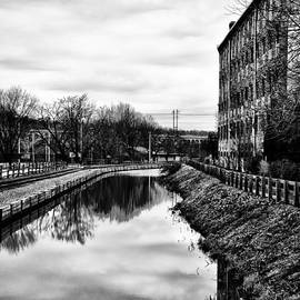 Bill Cannon - Along the Canal in Manayunk