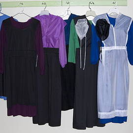 Sally Weigand - Amish Dresses