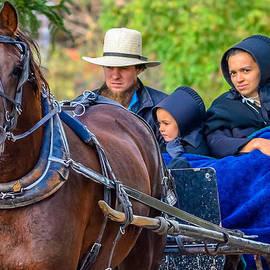 Brian Stevens - Amish Family