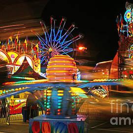 Randy Harris - Amusement Night Lights