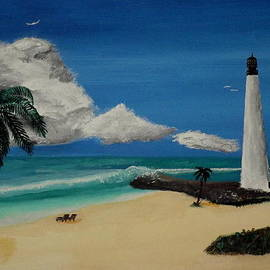Spencer Hudon II - An Afternoon By The Lighthouse