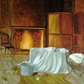 Rachel Asherovitz - An old Jacuzzi