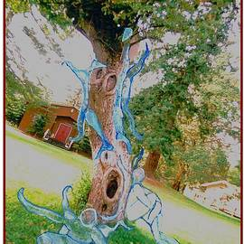 Carol Rashawnna Williams - Angels in Trees in WA State