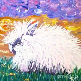 Phyllis Kaltenbach - Angora Bunny