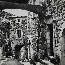 Colette V Hera  Guggenheim  - Another Residence in Childhood Alba France Ardeche