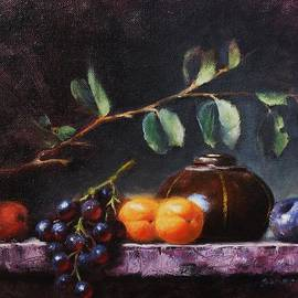 Howard Searchfield - Apricots