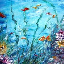 Mary Sedici - Aqua