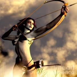 Gabriel Forgottenangel - Archer Of Eoris