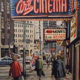 James Guentner - Art Cinema
