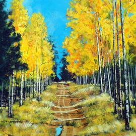 Darrell Sheppard - Aspen Road
