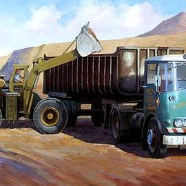 Mike  Jeffries - Atkinson bulk tipper