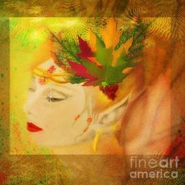 Rosy Hall - Audrey Hepburn Autumn Fae