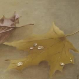 Annemeet Van der Leij - Autumn Leaves