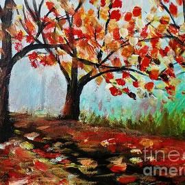 Trilby Cole - Autumn Trail