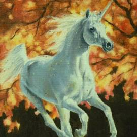 Louise Green - Autumn Unicorn