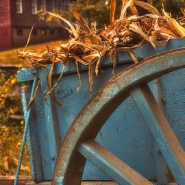 Joann Vitali - Autumn Wagon