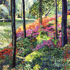 David Lloyd Glover - Azalea Forest Grove