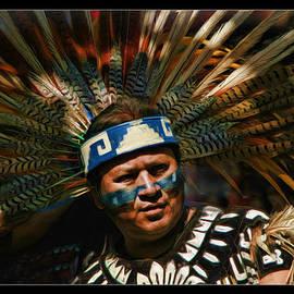 Blake Richards - Aztex Chief