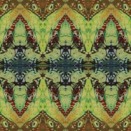 Sue Duda - Azuraz Buff Tiled