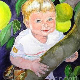 Susan  Clark - Baby in the Tree