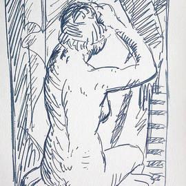 Bill Joseph  Markowski - Back of Nude