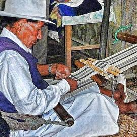 Julia Springer - Backstrap loom - Ecuador