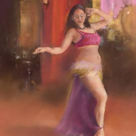 Margaret Merry - Bailarina de la Danza del Viente