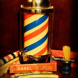 Paul Ward - Barber - barber pole