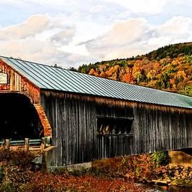 DJ Florek - Bartonsville Covered Bridge